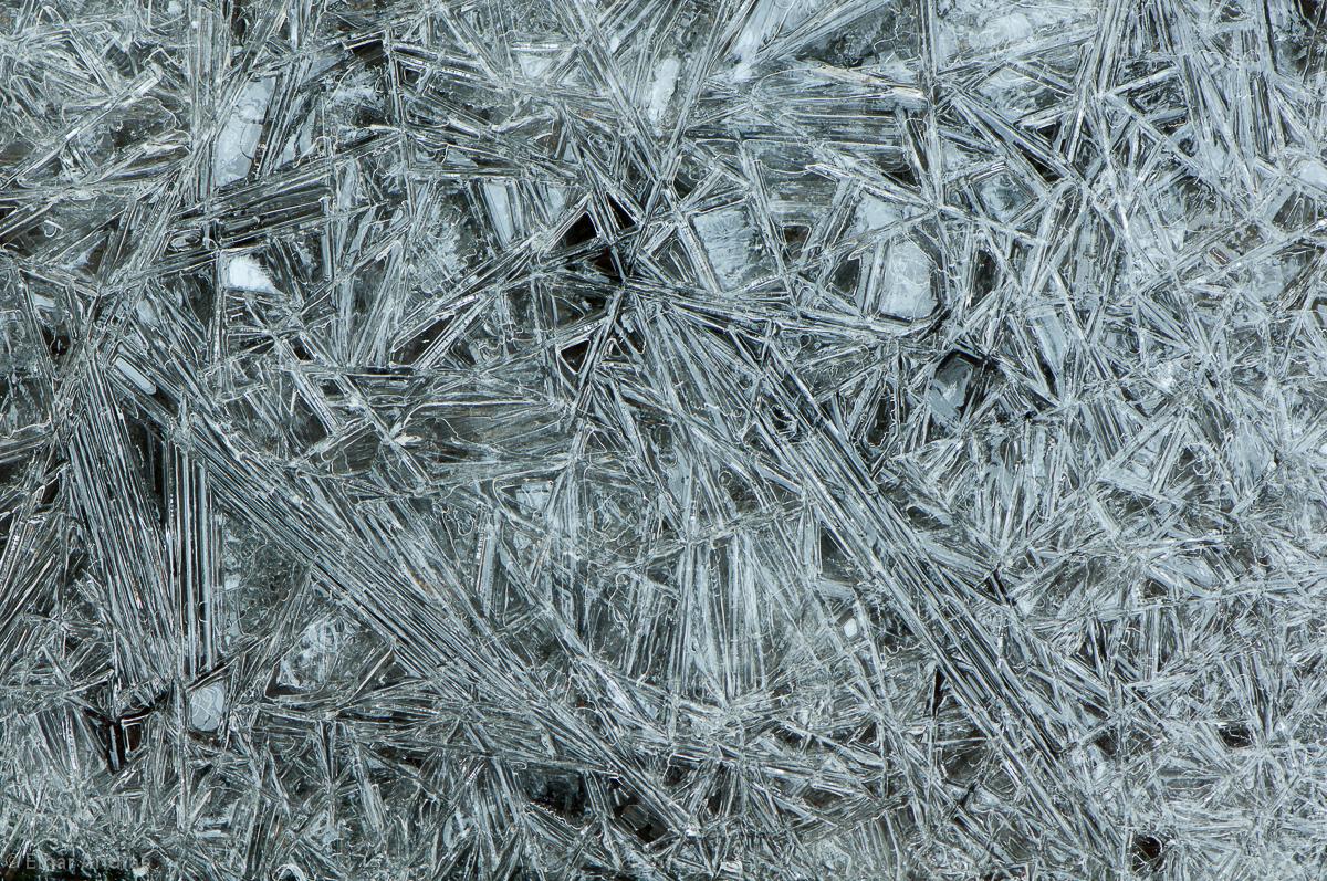 Eis - Struktur